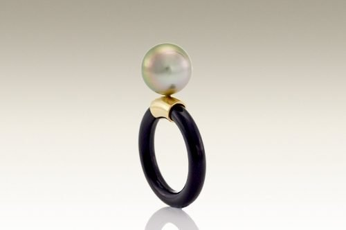 Jelly Ring (Black)