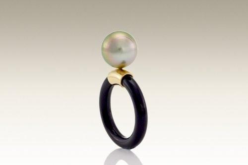 Jelly Ring (Black)