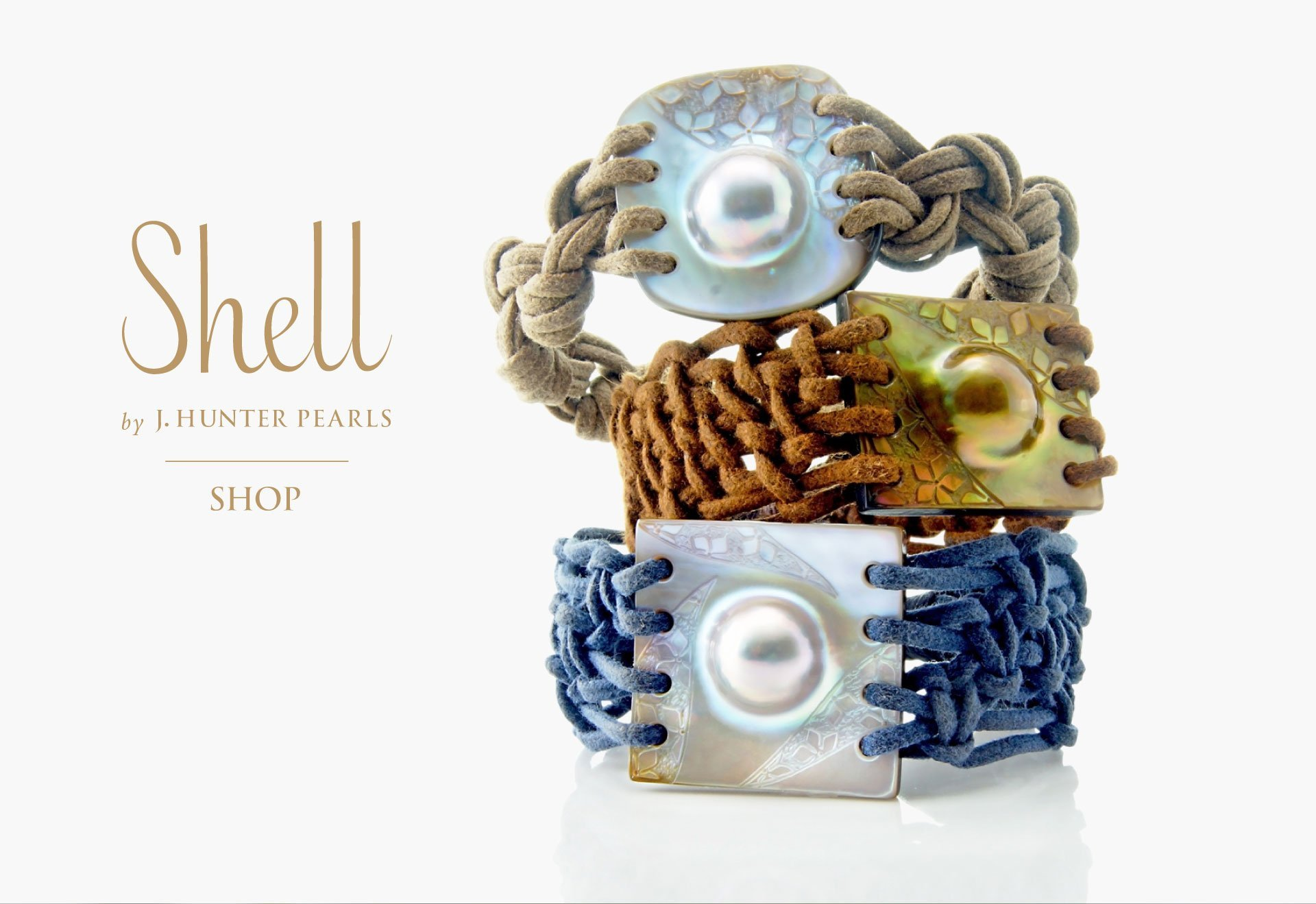 Fiji Pearl Shell Collection