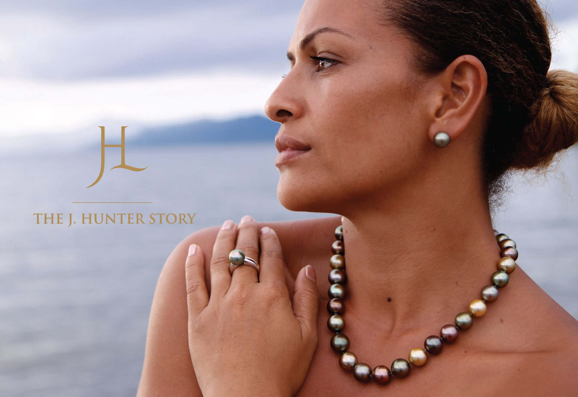 J Hunter Pearls -- Our Story